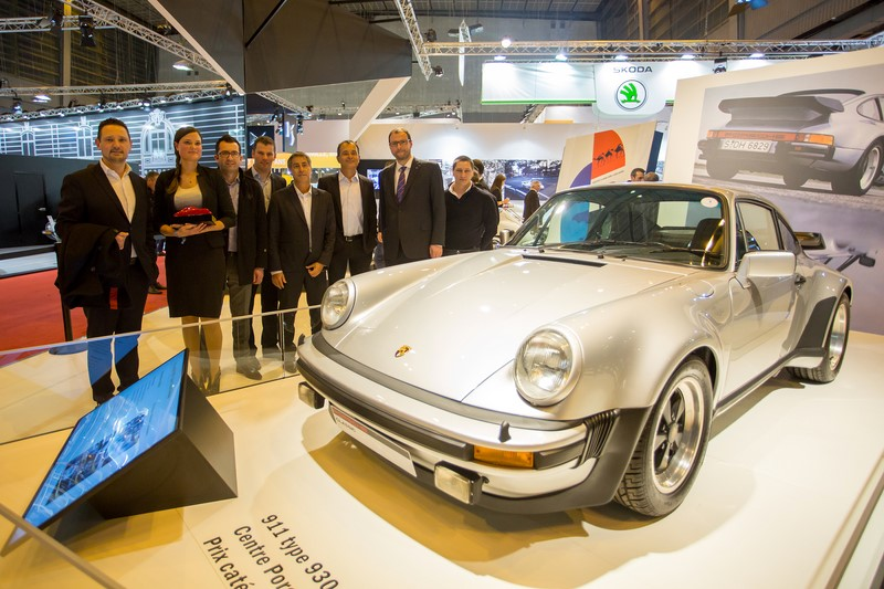 remise des prix du concours de restauration porsche classic r tromobile 2015. Black Bedroom Furniture Sets. Home Design Ideas