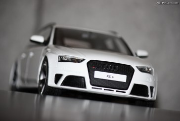 Audi RS4 B8 GT Spirit au 1:18