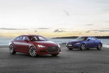 Audi poursuit sa croissance en janvier 2015