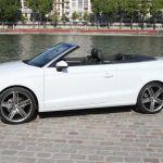 Essai Audi A3 Cabriolet 2.0 TDI 150 ch Ambition Luxe de 2014