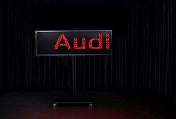 Interview : l'éclairage chez Audi