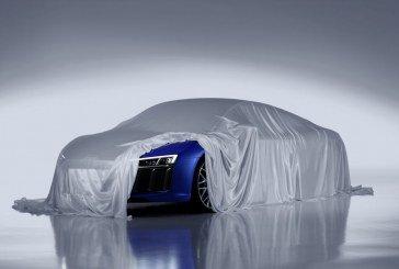 Audi dévoile les phares laser de la nouvelle Audi R8