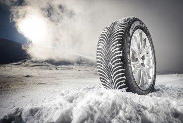 Alpin 5 de Michelin, un pneu hiver hautes performances