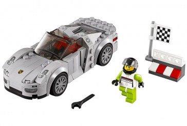 Les Porsche 911 RSR, 911 GT3 R Hybrid et 918 Spyder seront disponibles en LEGO