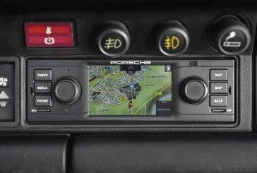 Nouvelle radio avec système de navigation Porsche Classic pour les Porsche anciennes