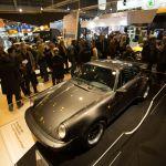 Remise des prix du Concours de Restauration Porsche Classic à Rétromobile 2015