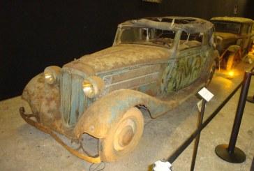Rétromobile 2015 – Audi Front 225 cabriolet de 1936