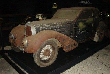 Rétromobile 2015 – Bugatti Type 57 de 1937