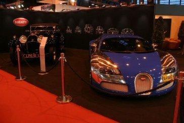 Rétromobile 2015 – Bugatti célèbre les temps forts de son histoire plus que centenaire