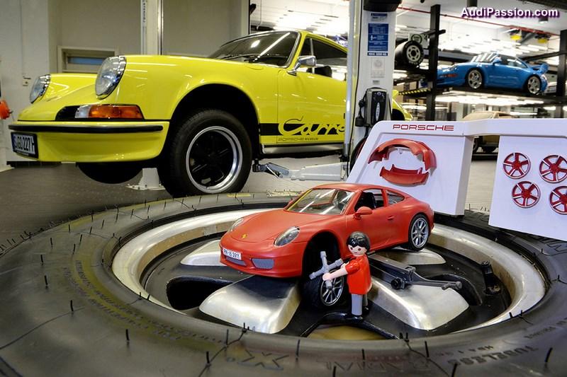 La Porsche 911 Carrera S Par Playmobil Une Ic 244 Ne