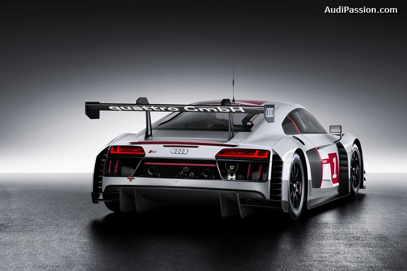Audi R8 Lms 2015 Une Nouvelle G 233 N 233 Ration De Voiture De