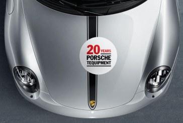 20 ans de Porsche Tequipment – Des accessoires Porsche en seconde monte