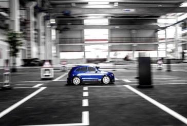 Audi Autonomous Driving Cup – Compétition de voitures miniatures pilotées