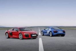 Nouvelle Audi R8 2015 – La famille s'agrandit