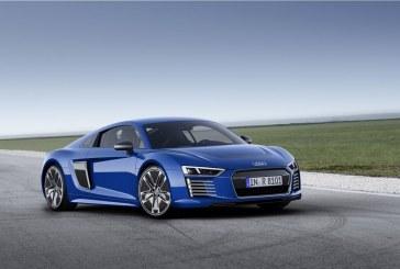 Audi R8 e-tron – La version survoltée arrive prochainement en concession