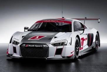 Audi R8 LMS  2015 – Une nouvelle génération de voiture de course plus légère et plus sûre que jamais