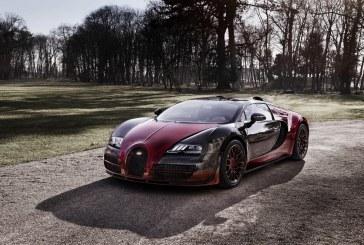 Bugatti Veyron Grand Sport Vitesse « La Finale » – Première mondiale pour la 450e et dernière Veyron