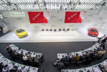 Conférence de presse annuelle Audi : « Nous avons livré plus de véhicules que prévu en 2014 »