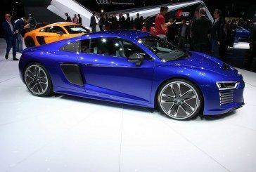 Genève 2015 – Audi R8 e-tron
