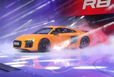 Genève 2015 – Audi R8 V10 & Audi R8 V10 plus