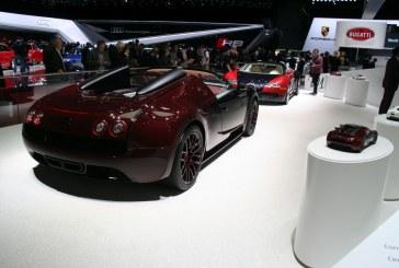Genève 2015 – Bugatti Veyron Grand Sport Vitesse « La Finale » vs Bugatti Veyron 16.4 n°001