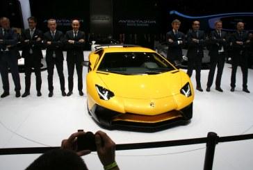 Genève 2015 – Lamborghini Aventador SV