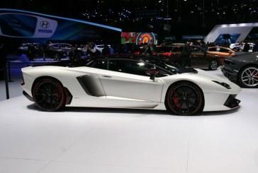 Genève 2015 – Lamborghini Aventador LP 700-4 Pirelli Edition