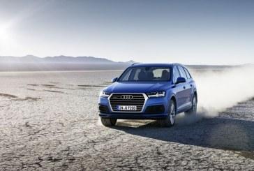 Ouverture des commandes de la nouvelle Audi Q7