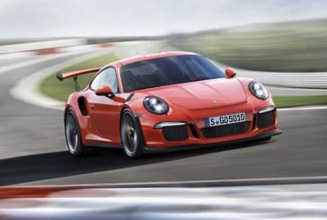 Porsche 911 GT3 RS - Une 911 pur-sang destinée au circuit