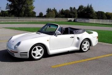 Porsche 959 Speedster – Un modèle unique