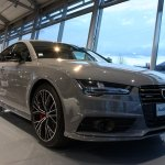 Audi A7 Sportback Compétition