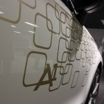 Lifestyle kit gold Audi A1