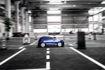 Audi Autonomous Driving Cup - Compétition de voitures miniatures pilotées