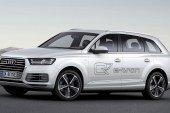 Audi Q7 e-tron 3.0 TDI quattro – Le premier diesel plug-in hybrid quattro de son segment