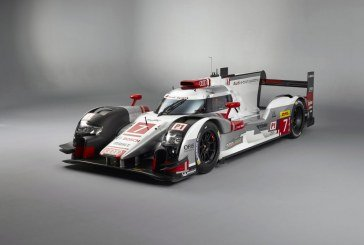 WEC – Nouvelle Audi R18 e-tron quattro 2015 – Encore plus efficiente