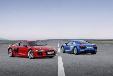 Nouvelle Audi R8 2015 - La famille s'agrandit
