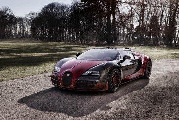 Bugatti Veyron Grand Sport Vitesse « La Finale » - Première mondiale pour la 450e et dernière Veyron