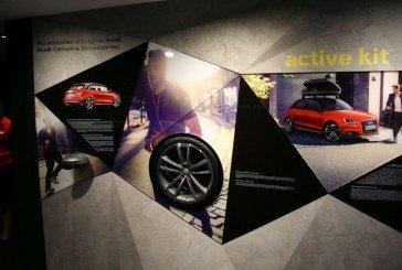 """Genève 2015 – Pack """"active kit"""" pour Audi A1"""