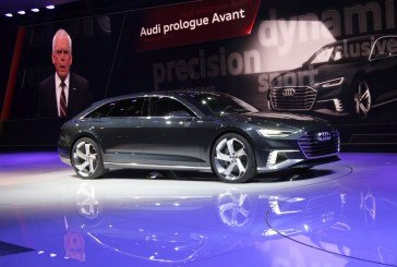 Genève 2015 – Audi prologue Avant concept