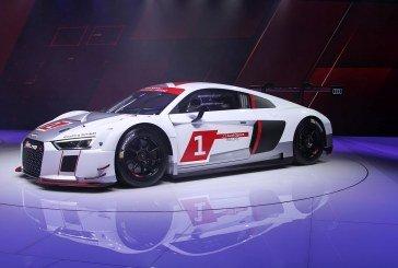Genève 2015 – Audi R8 LMS