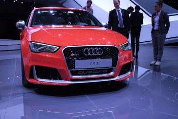Genève 2015 – Audi RS 3 Sportback