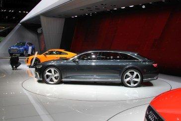 Genève 2015 – Sept Premières Mondiales Audi
