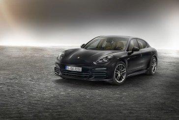 Porsche Panamera Edition – Un modèle très bien équipé