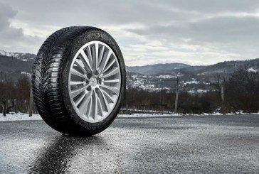 Nouveau pneu Michelin CrossClimate - Le pneu toute saison
