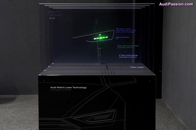 Aesthetik in Bewegung ? Lichtdesign und Lichttechnologien bei Audi