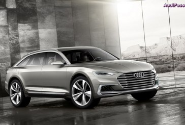 Audi prologue allroad concept – Une nouvelle forme de la liberté automobile
