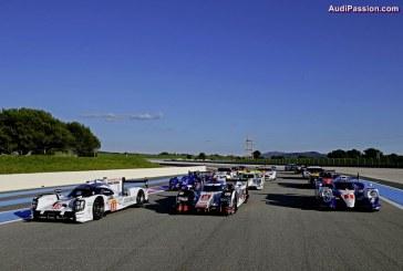 WEC – Audi est prêt à se battre pour le titre du Championnat du Monde d'Endurance