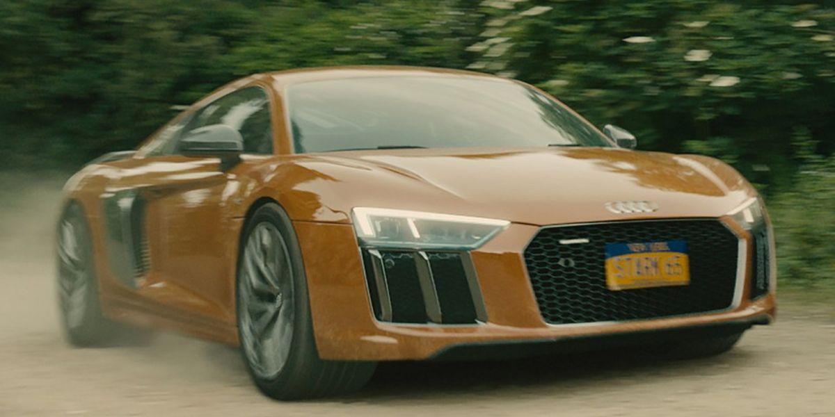 Audi Avengers Age Of Ultron 4legend Com