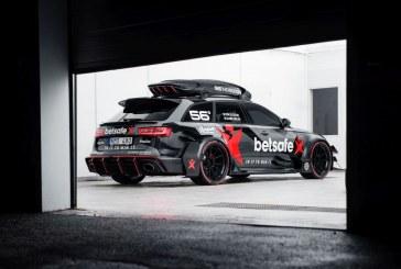 Audi RS6 DTM de 950 ch de Jon Olsson