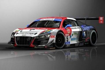 GT Tour – Quatre teams clients Audi en France